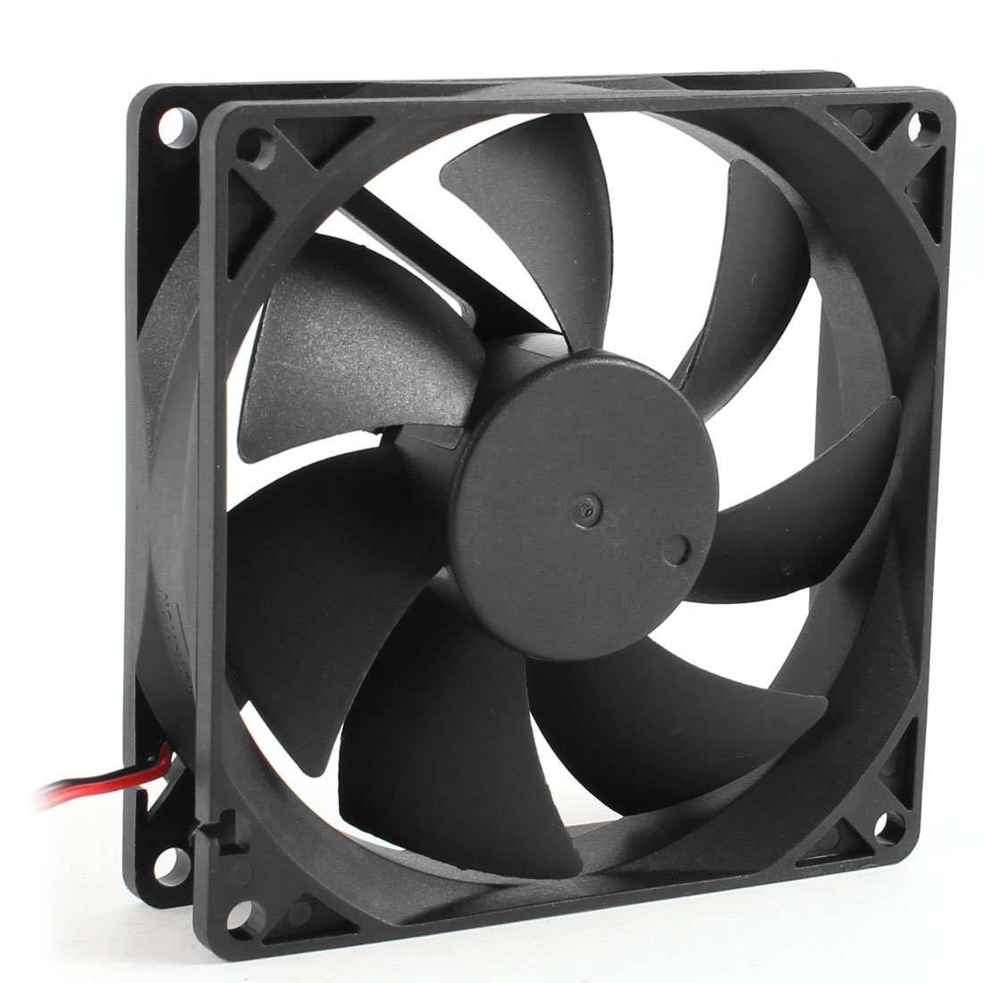 92mm x 25mm DC 12V 2Pin 65.01CFM Computer Case CPU Cooler Cooling Fan gdstime 10 pcs dc 12v 14025 pc case cooling fan 140mm x 25mm 14cm 2 wire 2pin connector computer 140x140x25mm