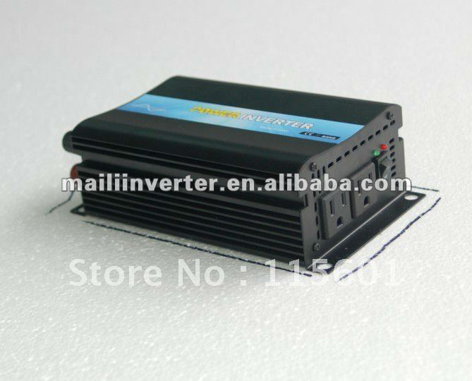 цена на Factory sell dc 24v to ac 110v 300w pure sine wave power inverter ,CE approved,50hz&60hz switch
