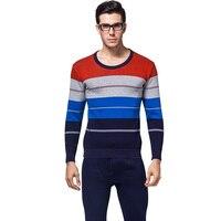 Men Thermal Underwear Winter Shirt Striped Long Johns O Neck Thick Sets Men Warm Thermal Pants Velvet Soft Men's Long Underpants