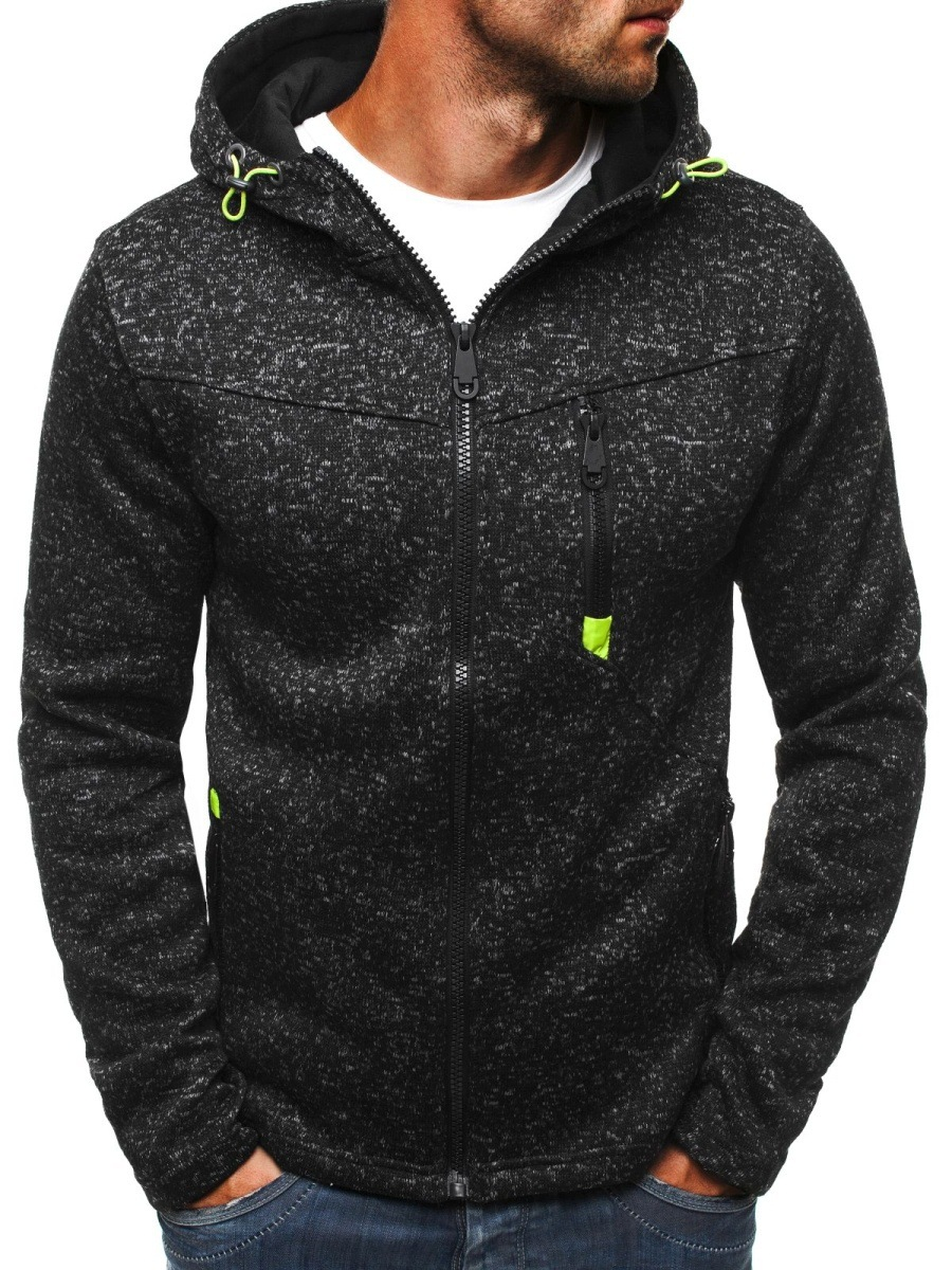 WSGYJ Zipper Male Sweatshirt Hoody Mens Purpose Tour