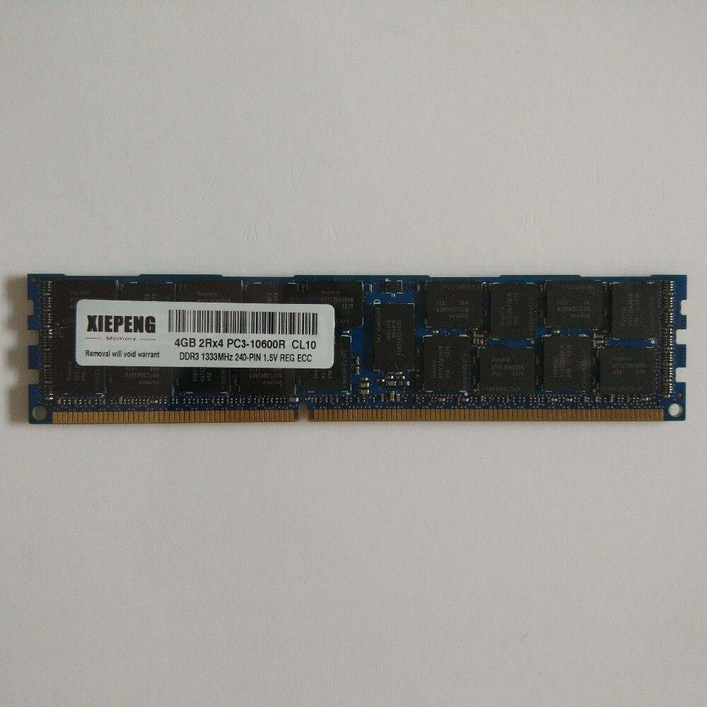 Server Memory Ddr3 4gb 8gb 1066 1333mhz Ecc Reg 16gb Pc3 10600r Samsung 12800r Rdimm Register Ram 240pin 4g