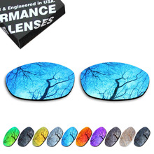 ToughAsNails Resist Seawater Corrosion Polarized Replacement Lenses for Oakley Fives 2.0 Sunglasses - Multiple Options