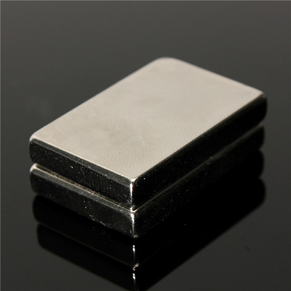 New Arrival Hot Sale 2pcs Block 30x20x5mm N50 Super Strong Rare Earth Nd Fe B Neodymium Magnet Hot Sale 925 Sterling Silver Sets new arrival neodymium magnet imanes n35 25x10x3mm strong ring countersunk rare earth new arrival 2015 women jackets coats