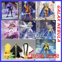 MODEL FANS Galactic Nebula Saint Seiya Cloth Myth EX Aries Cancer Aquarius Cygnus Andromeda Sea Dragon