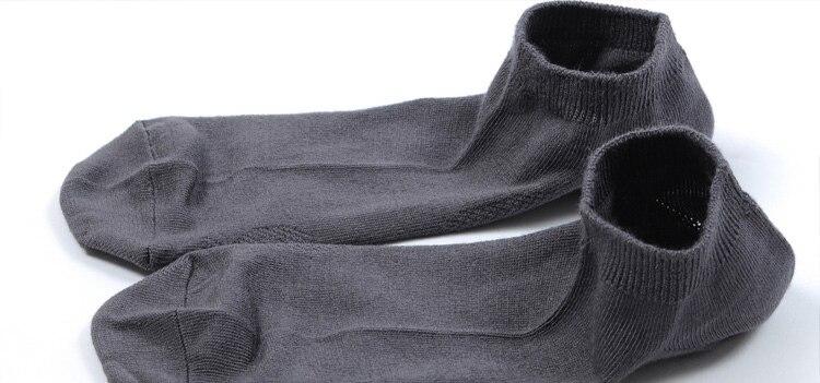 10pieces 5pair lot Summer Men Socks Fashion Bamboo Short Socks Brand Men Casual All Match Short Tube Socks For Male in Men 39 s Socks from Underwear amp Sleepwears