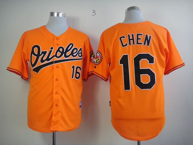 ... MLB Jersey ( Online Shop 2015 new baltimore orioles jerseys shirt  Embroidery 16 Wei Yin Chen Jersey authentic yin ...