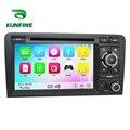 MUECA de DOLOR 6.0 MTK MT3360 Coche Reproductor de DVD de Navegación GPS Estéreo Del Coche para Audi A3 2003-2013/S3 2003-2011 de Radio 3G Wifi Bluetooth