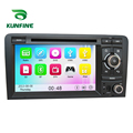 WINCE 6.0 MTK MT3360 Автомобиля DVD GPS Навигации Плеер Автомобиля Стерео для Audi A3 2003-2013/S3 2003-2011 Радио 3 Г Wi-Fi Bluetooth