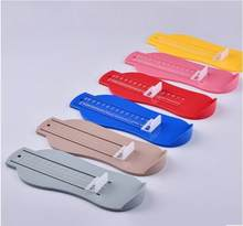2020 New Footful Foot Measuring Device Shoes Gauge Ruler for Baby moccasins Measure Foot at Home first walkers(China)