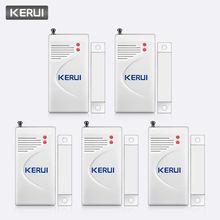 Беспроводная сигнализация kerui с магнитным датчиком 5 шт смарт