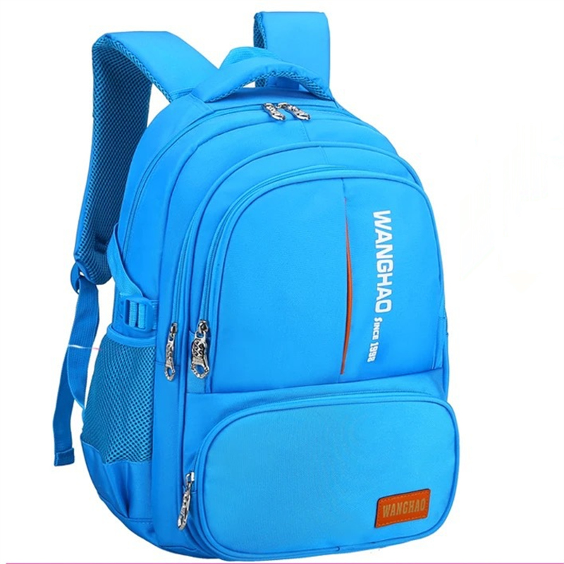 Suitable for grades 1-9 Children Orthopedic School Backpack School bags For boys Waterproof Backpacks Kids satchel Schoolbgs