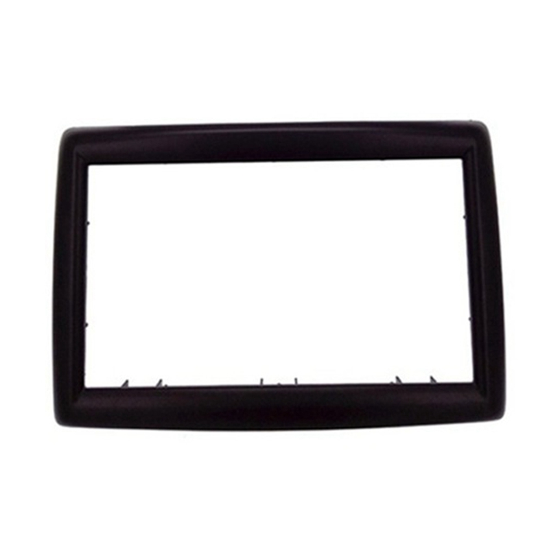 Image 3 - 2 DIN Adapter CD Trim Panel Stereo Interface Radio Car Frame Panel Fascia for RENAULT Megane II 2003 2009 2Din-in Fascias from Automobiles & Motorcycles