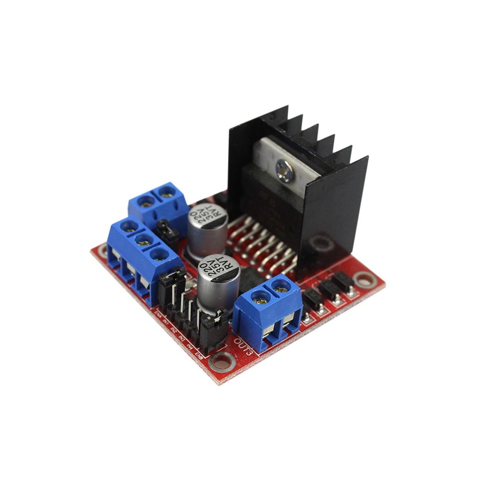 Smart electronics l n stepper dc motor driver shield