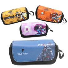 Anime game watch pioneer Pioneer pencil bag flash middle school student stationery Sasuke compassion case