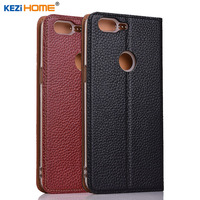 For Oneplus 5t Case Flip Genuine Leather Soft Silicon Back Cover For Oneplus 5t Coque