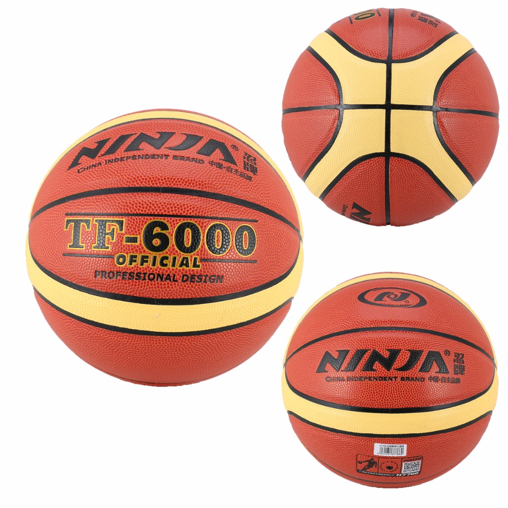 2018 High Quality Genuine Molten Outdoor Basketball Ball PU Materia Official Size7 Basketball Free With Net Bag+ Needle