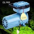 DC6V 30 л/мин  без масла  воздушный насос  аэратор  кислородный пруд для рыбы