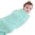 Mantas de Bebé recién nacido Super Suave Crochet Dulces Prop Cuna Multifuncional Cama Para Dormir Suministros Agujero Envoltura Envolver Bebé 70*90 cm