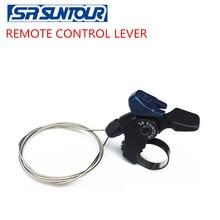 SR SUNTOUR вилка дистанционного contorl вилка Дистанционное устройство блокировки провода рычаг управления