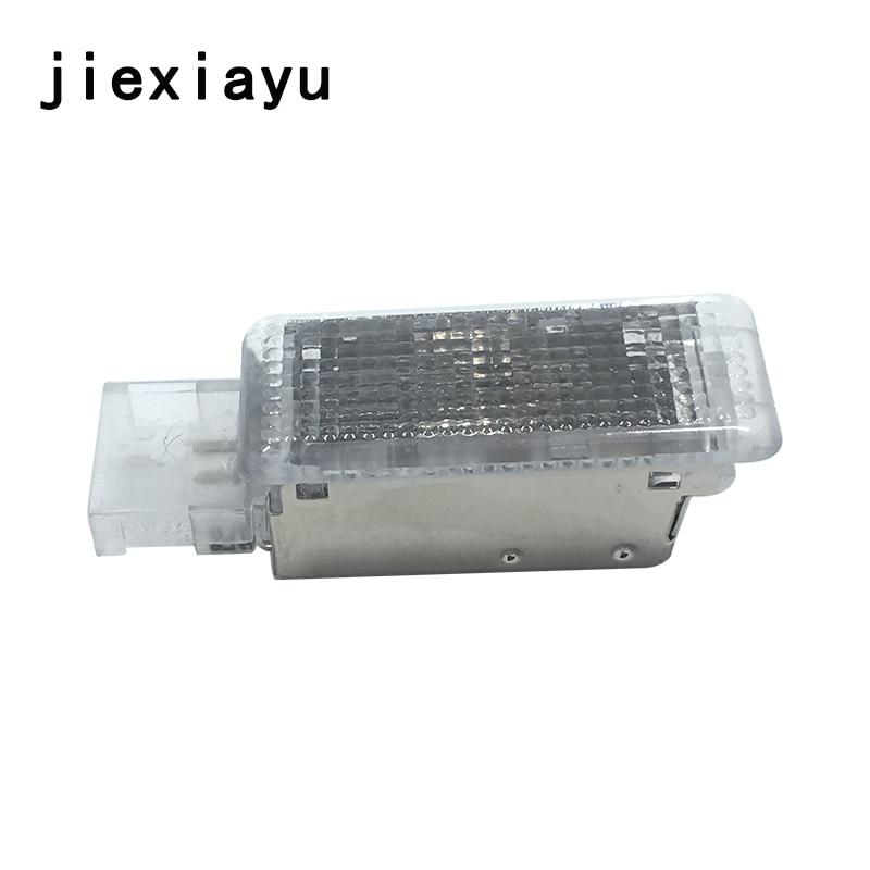 1PCS OEM Original Footwell Light For Golf 6 Jetta MK5 MK6 Tiguan Passat B6 7L0 947