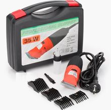 35 Вт Профессиональный AC машинки для стрижки животных съемные лезвия Совместимость с A5 блейдов серии Бесплатная доставка