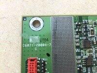 FOR HP 1050C 1050 PRINTER PLOTTERSUB CARD C6071 20004 7C
