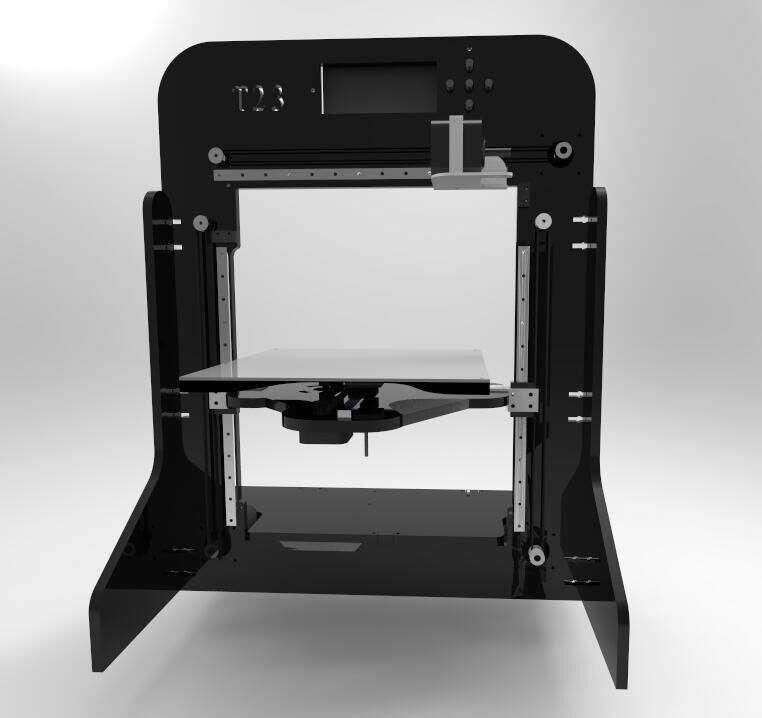 3D printer prusa I3 DIY Kit impresora 3d diy 3D printer 2017 newest tevo tarantula prusa i3 3d printer diy kit