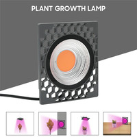 1000W COB led grow light Full spectrum grow led 400 830NM Honeycomb cooling 4500lm for indoor grow tent seeding plant grow