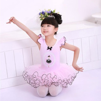 2017 Newest Christmas Halloween Gift Party Fancy Costume Cosplay Girls Ballet Tutu Dress Ballet Dance Leotard