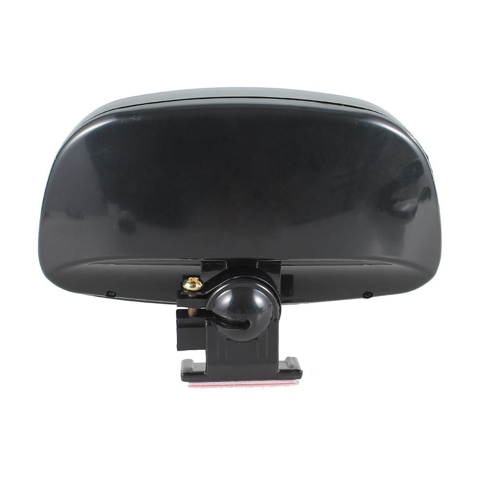 2 stk Køretøj Sort farve Blind spot Spejle Bilsiden bagfra Spejle - Bilreservedele - Foto 4