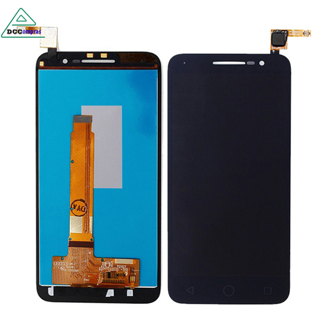 For Alcatel VF895 VF895N LCD Display Touch Screen Phone Parts For Alcatel Vodafone Smart Prime 6 VF895 LCD Free Tools