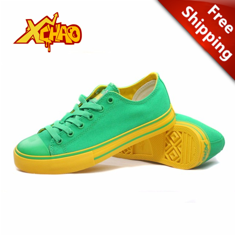 Skate shoes price - Xchao New Men Women Cozy Green Canvas Shoes Unisex Summer Flat Breathable Skate Shoes Lace