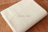 1 Meter Light White Tilda Doll Skin Fabric 100 Cotton Solid Color Twill Cloth For Patchwork