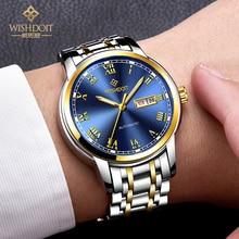 2018 Men's Watches Top Brand Luxury Fashion Gold Watch Business Men's Automatic Mechanical Watch Sports /Week Man Wristwatches цена и фото