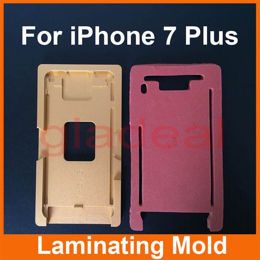 цена на Mould Glass Frame Mold for iPhone 7 Plus LCD Touch Screen Separator OCA Laminating Display Repair Refubish Machine Tool