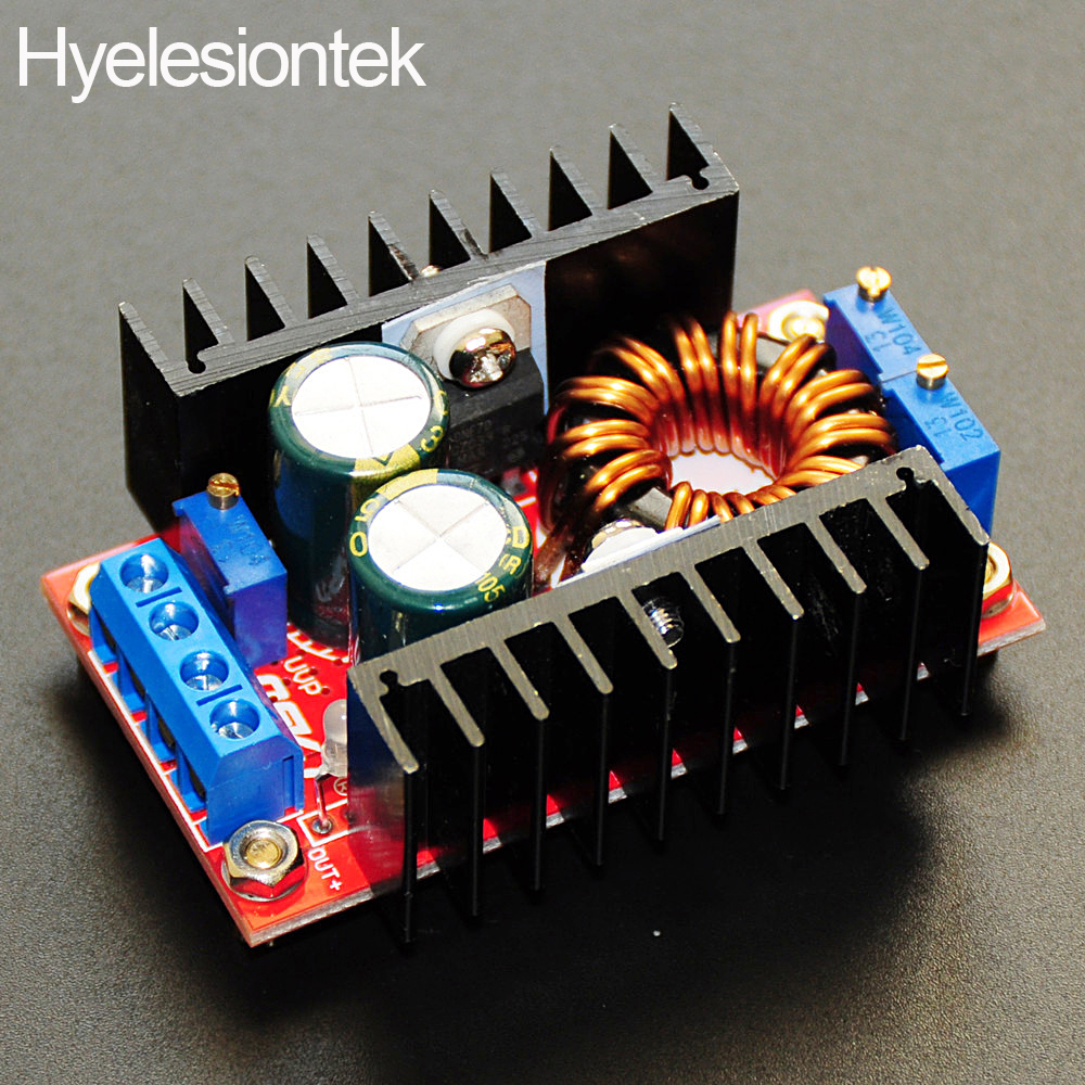 aliexpress com   buy dc dc cc cv buck boost converter 80w