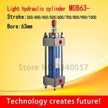 Толпа пневматические компоненты свет гидравлический цилиндр bore63mm MOB63-350/400/450/500/600/700/800/900/1000
