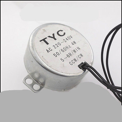 ac 220v 240v 4w 5 6rpm min double wires synchronous motor for microac 220v 240v 4w 5 6rpm min double wires synchronous motor for micro oven tyc in ac motor from home improvement on aliexpress com alibaba group