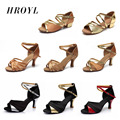 Free Shipping Hot-Selling Brand New Latin Dance Shoes High Heel for Ladies/Girls/Women/Ballroom Tango Shoes/7CM/Wholesale Price
