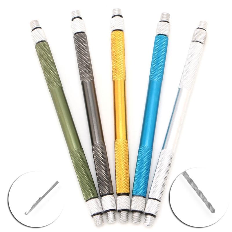 Drill Carp Fishing Needle Baiting Tool Bait Load Hair Rig Fishing Tackle