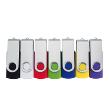 new arrival swivel pendrive 4gb 8gb 16gb pen drive 32gb 64gb usb flash drive real capacity flash memory stick with free shipping