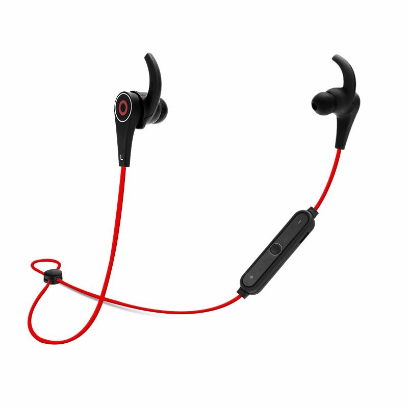 Ersuki G10 Wireless Headphones Bluetooth Earphone with Mic Sweatproof Sports Bluetooth 4.2 Headset for phone iPhone xiaomi yodeli neckband wireless bluetooth headphones with mic stereo sweatproof headset earpods earphone for xiaomi iphone mobile phone