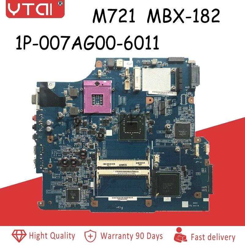 YTAI per Sony VPCEH MBX-247 scheda madre del computer portatile DA0HK1MB6E0 PGA989 DDR3 HM65 A1827699A mainboard completamente provatoYTAI per Sony VPCEH MBX-247 scheda madre del computer portatile DA0HK1MB6E0 PGA989 DDR3 HM65 A1827699A mainboard completamente provato