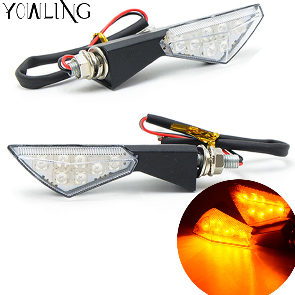 Motorcycle Turn Signal Light LED Indicators Blinkers Flashers for BMW F650GS F650GS F700GS F800GS AdventuRe F800GT F800R R1200GS
