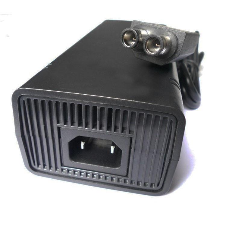 Купить с кэшбэком EU/US Plug AC Adapter Charger 220V Charge Charging Power supply Cord cable for Microsoft XBox 360 x-360 S Slim 135W Power Supply