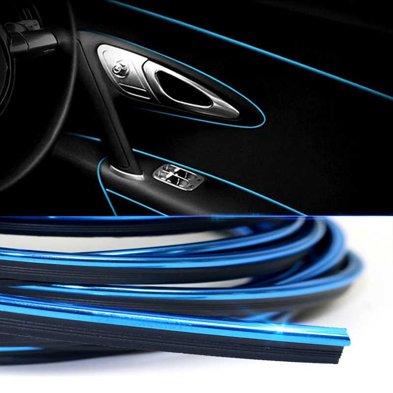 5 M Voiture Autocollants Décoratifs Intérieurs 3D Fil Bande Autocollants Pour Volvo S40 S60 S70 S80 S90 V40 V60 V90 XC60 XC70 XC90