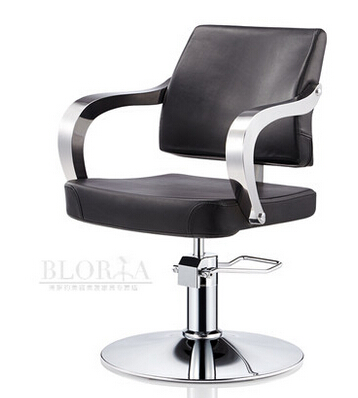 Hydraulische Stuhl. Schönheitspflege Stuhl Mode Vertraglich Barbershop Friseur Stuhl
