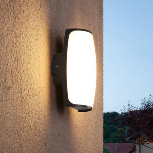 Modern Luxury Outdoor Led Wall Light Ip54 Warm White Waterproof Garden Luminaire Stairway Porch Lighting 100 240v
