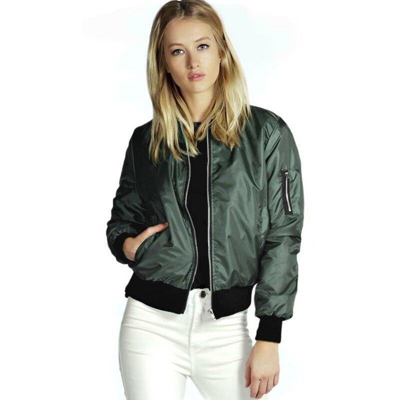 Bomber Jacket Femme - JacketIn