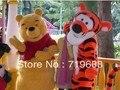 Продажи Тигр костюм талисмана взрослый размер костюм талисмана взрослых Медведь костюм талисмана бесплатная доставка